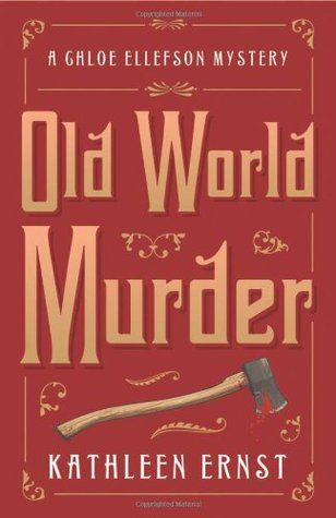 08 Old World Murder