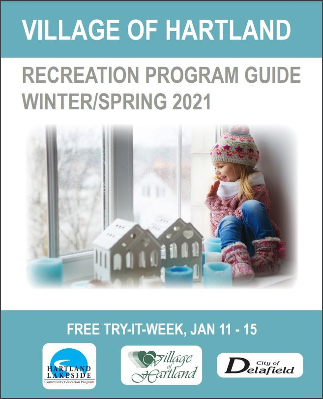 Winter/Spring 2021 Recreation Program Guide