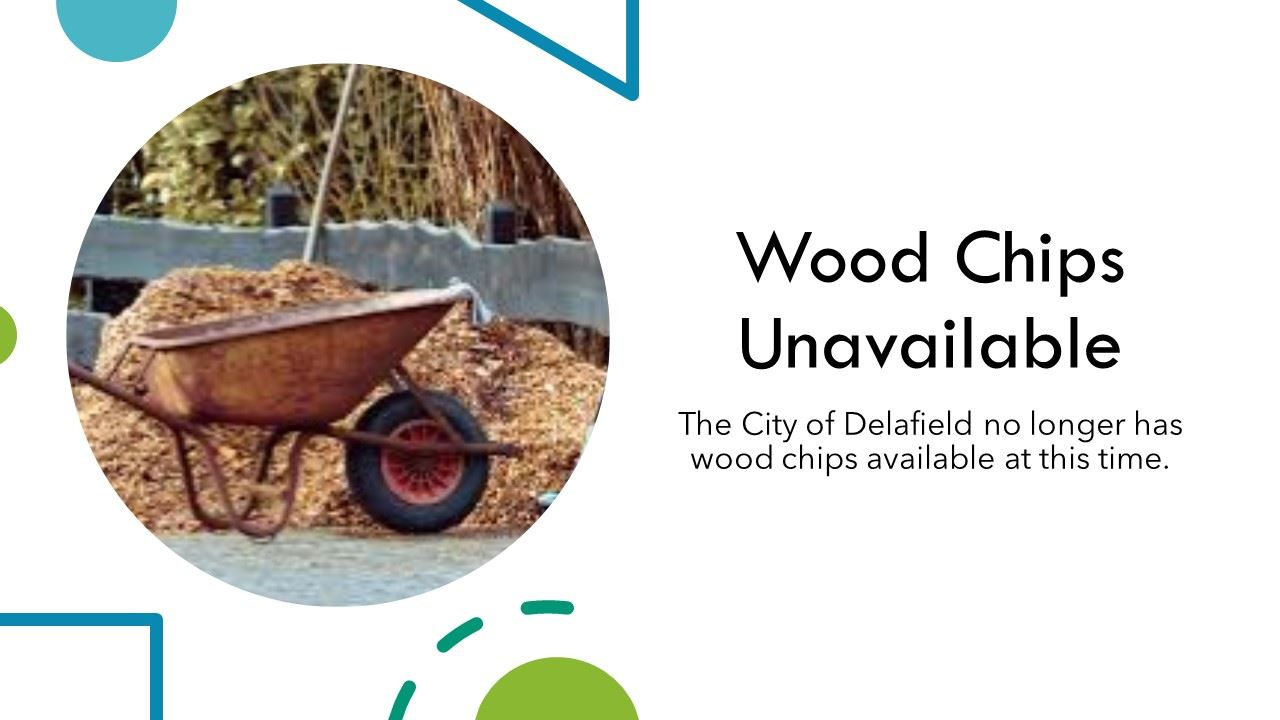 Wood Chips Unavailable